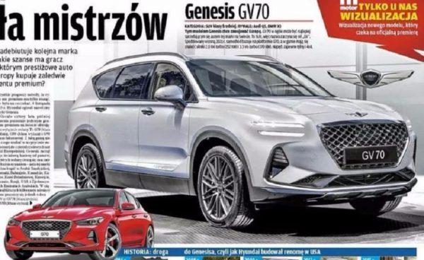 genesis gv70