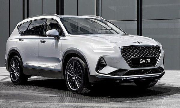 Hyundai Genesis GV70