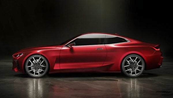 BMW Concept 4-Series Coupe — 2