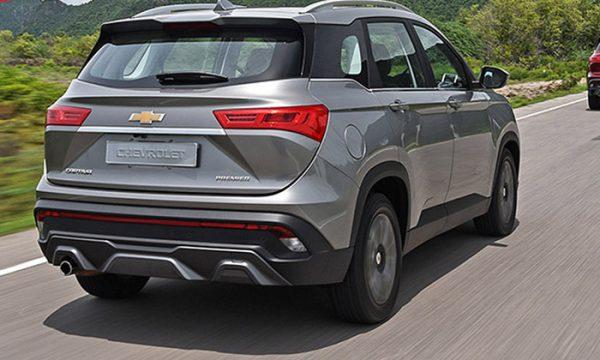 Chevrolet Captiva — 2