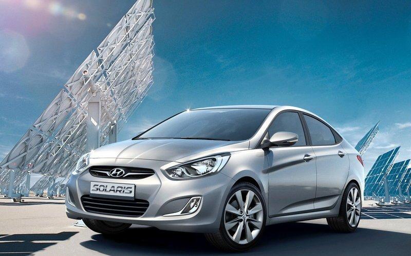 Новый Hyundai Solaris готовится к выходу на рынок