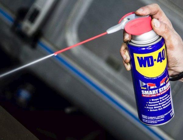 Как нельзя применять WD-40 в автомобиле