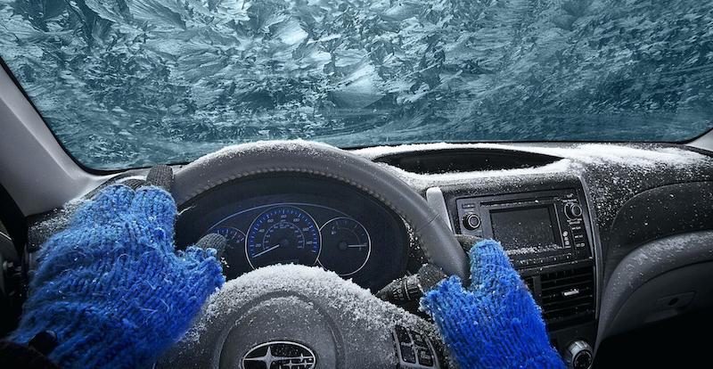 Нужно ли включать автокондиционер при температуре ниже 0