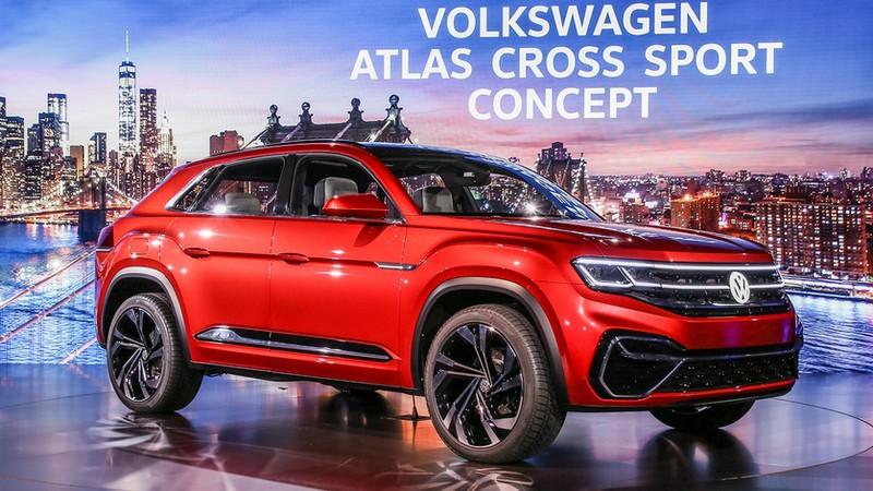 Больше Tiguan, но меньше Teramont: новый кроссовер от Volkswagen