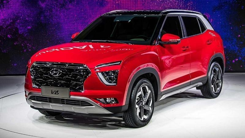 Новая Hyundai Creta дебютировала в Китае