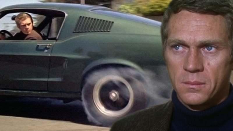Машина из фильма Буллит — на чем ездили герои всем известного триллера1968 года