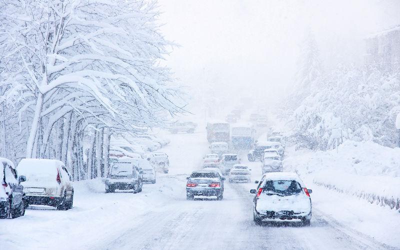 5 пунктов ПДД, которые легко ненамеренно нарушить зимой