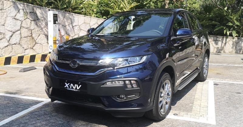 Продажи нового электрического кроссовера Honda стартовали в Китае