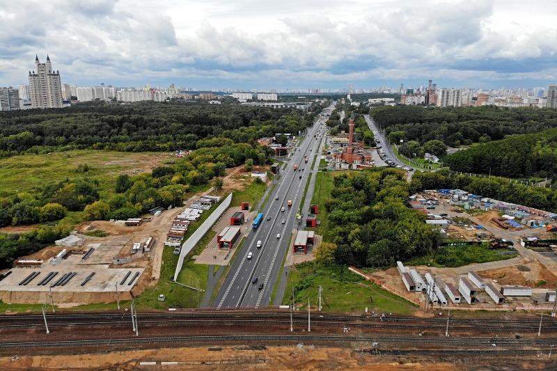 Сколько стоит строительство первой платной автодороги в Москве
