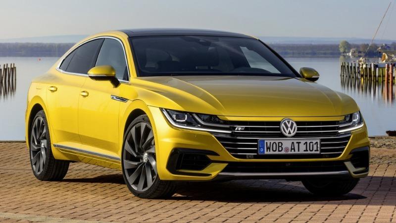 3 новые модели Volkswagen, которые появятся в России в 2020 году