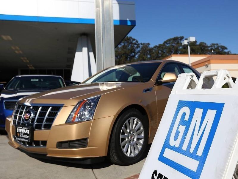 Cadillac, Chevrolet и GMC могут самовозгораться и отказываться экстренно тормозить: отзыв почти миллиона автомобилей